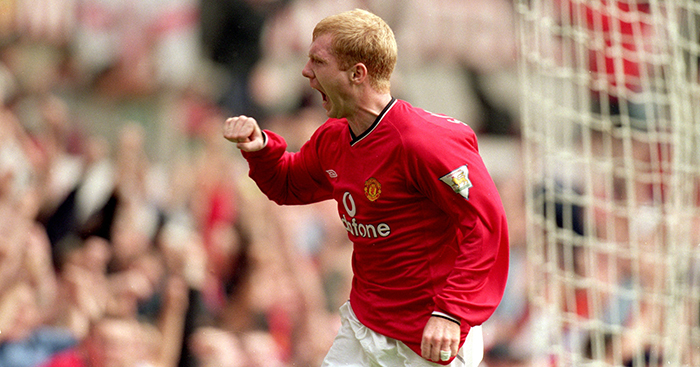Why I Admire The Paul Scholes Most